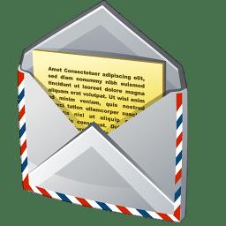 отчетность по почте